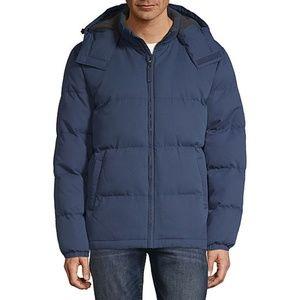 Like New St. John's Bay Heavyweight Puffer Jacket